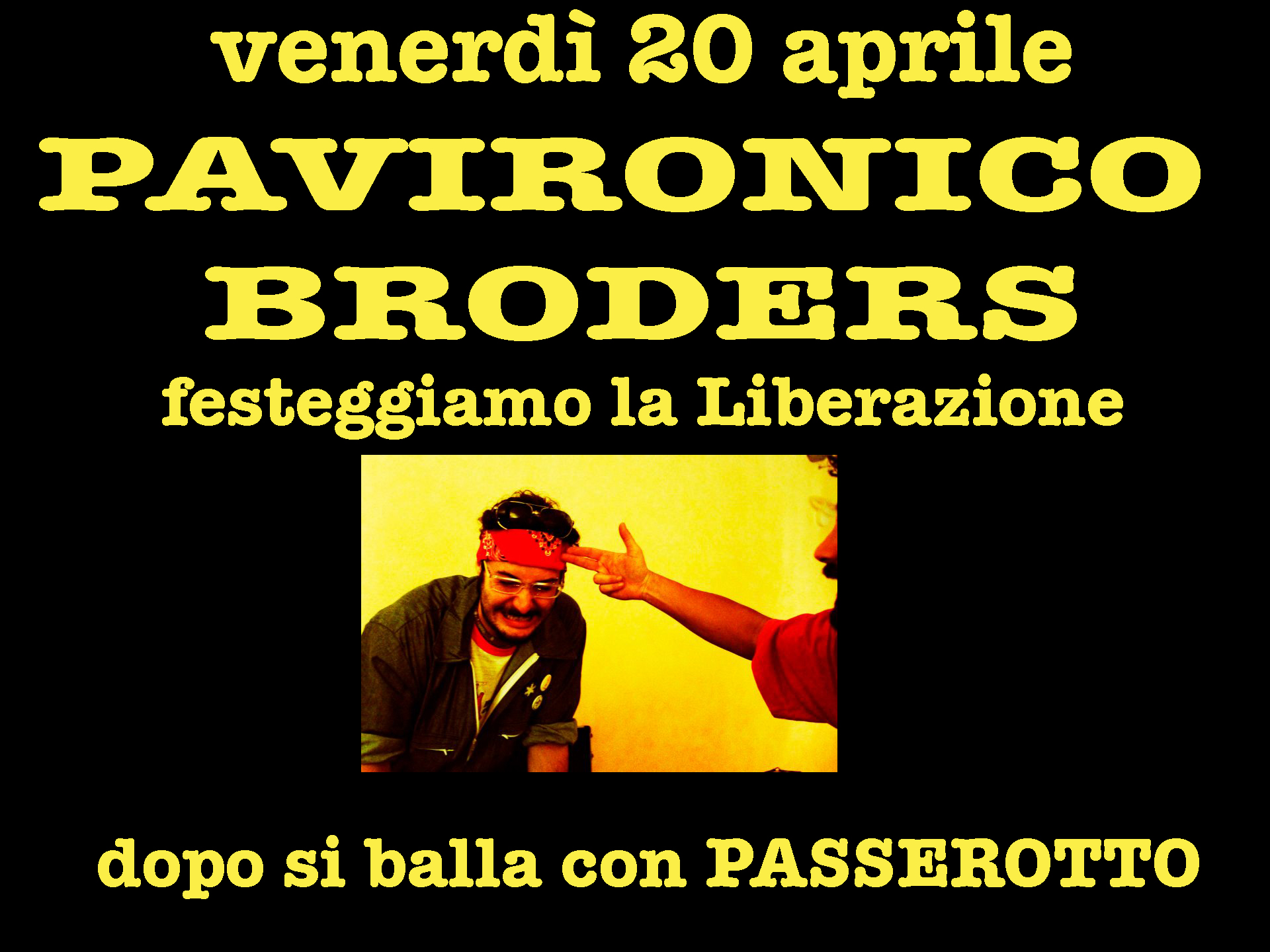 Pavironico Brothers @ OFF Modena