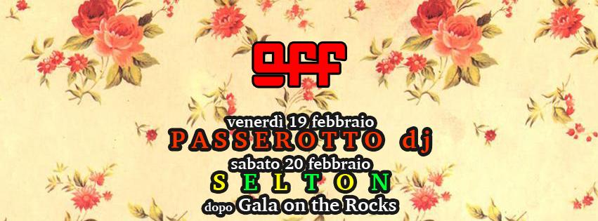 off modena passerotto dj selton loreto paradiso gala on the rocks