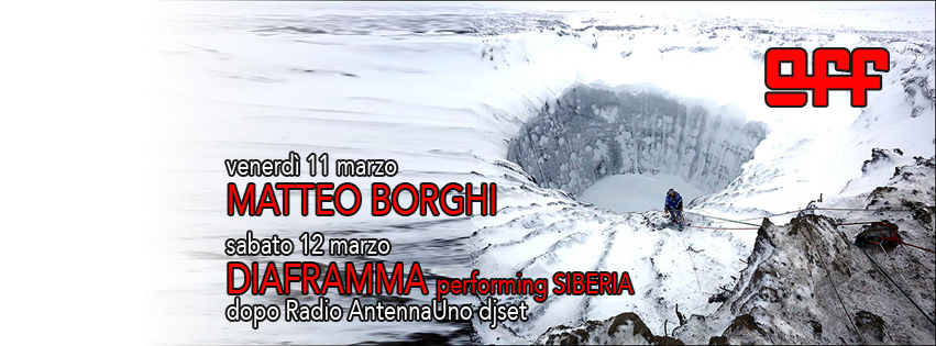 off modena marzo 2016 matteo borghi diaframma performing siberia antenna uno radio djset