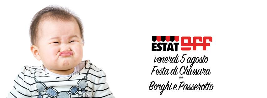 EstatOFF festa chiusura borghi Passerotto Copertina
