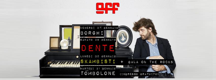 OFF Modena Borghi Dente Skambisti gala tombolone copia