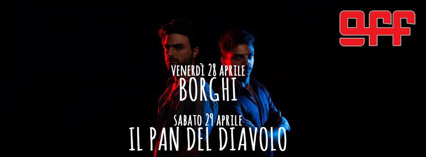 OFF Modena Borghi Pan del Diavolo